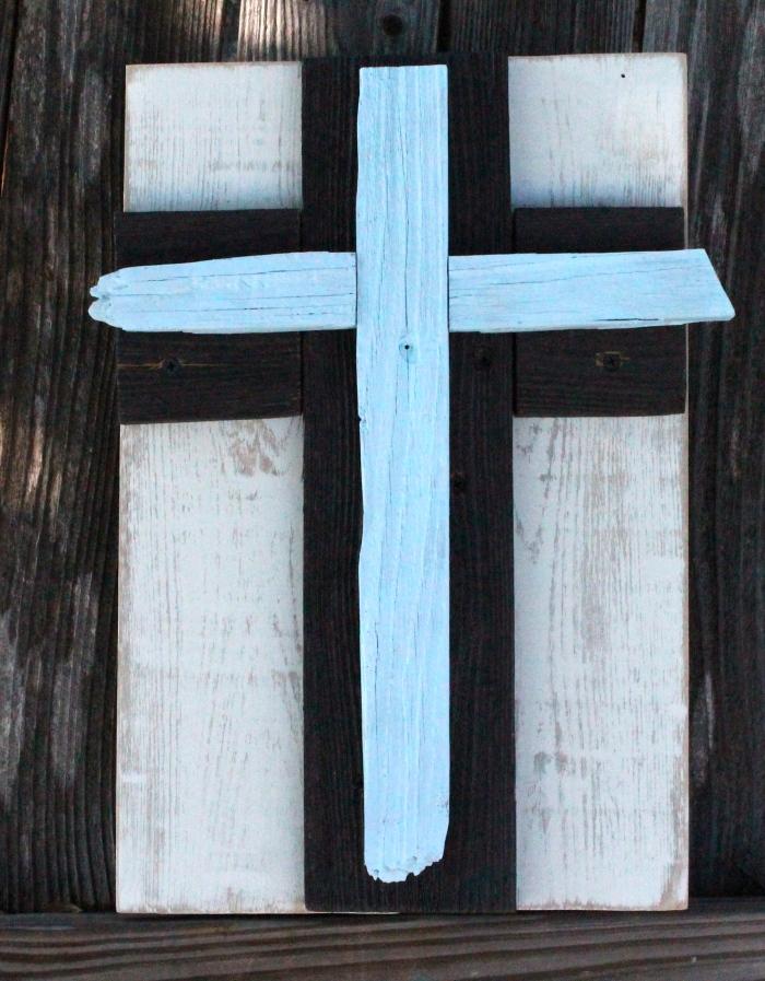Cross Fence Art
