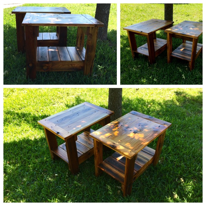 rustis end tables